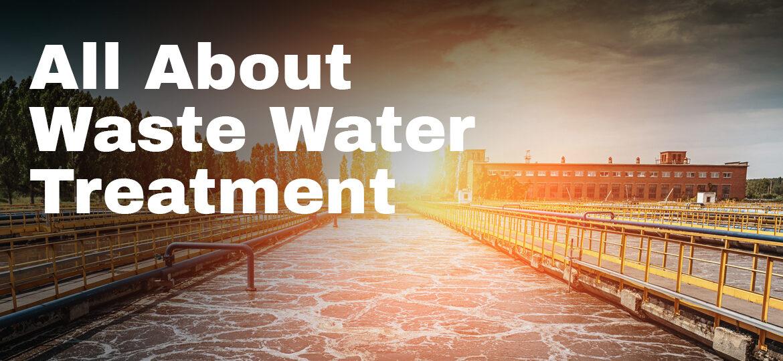 Waste Water Treatment | Water Engineering Technologies